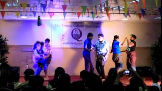 Our Dance At Onam 2014...