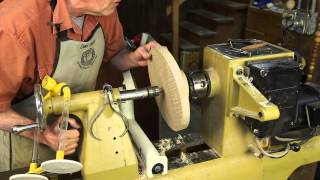 Using Paper Glue Joints For Woodturning Projects
