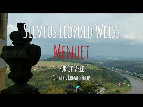 Silvius Leopold Weiss: Menuet