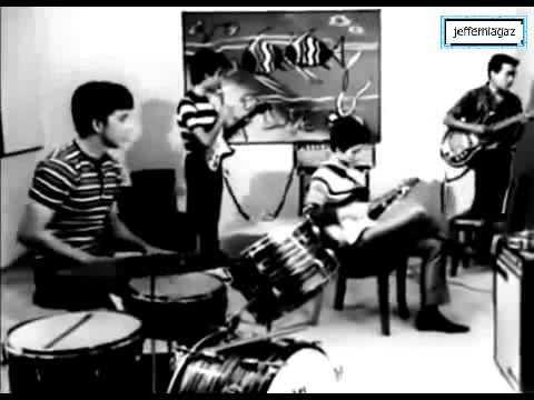 OST A GO GO 67 1967 - Waspada - Aziz Jaafar dan Saloma
