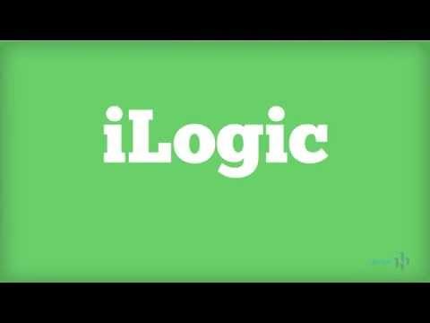 Что такое iLogic в Autodesk Inventor
