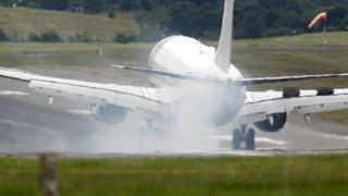 Flight D86241/IBK6241 Reykjavik to Madrid diverts to Birmingham wit...