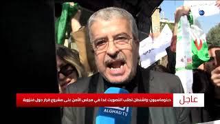 التلفزيون الجزائري يثور ضد بوتفليقة والشارع ينتظر الجمعة