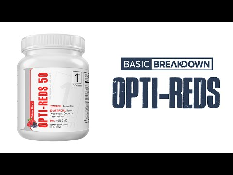 1st Phorm Opti-Reds 50 Superfood Supplement Review | Basic Breakdown