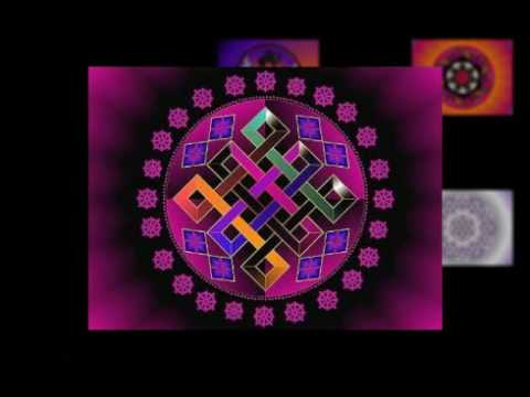 Healing Sacred Symbols with Deep Hypnotic Music.