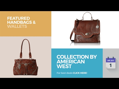 Collection By American West Featured Handbags & Wallets