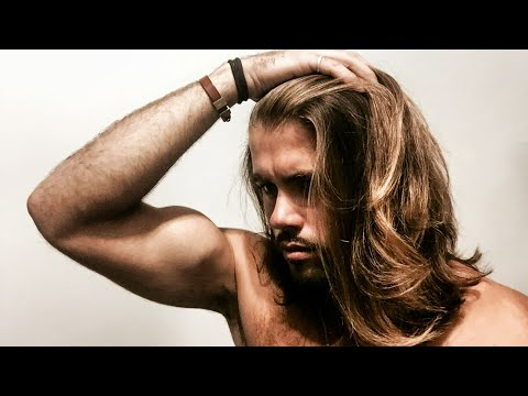 How to Style: Men's Long Hair with Undercut and Layers Haircut Tutorial from YouTube · Duration:  3 minutes 30 seconds