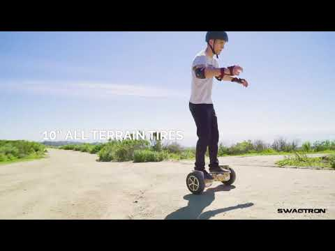 Swagtron T6 Off-Road Hoverboard (2019) 🔥 ✅