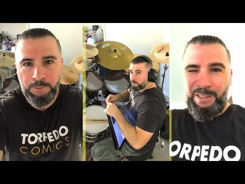 John Dolmayan playing System Of A Down songs |Day 3| [9/13/2018] Mp3