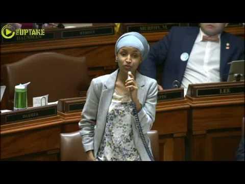 Rep. Ilhan Omar Opposes Anti-Israel Boycott Bill