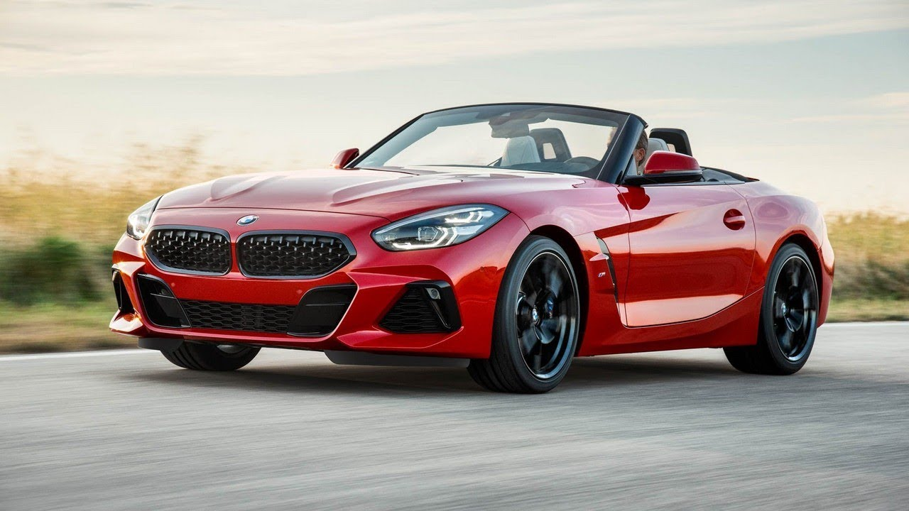Impressive 2019 Bmw Z4 First Edition