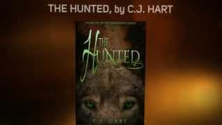 THE HUNTED book trailer