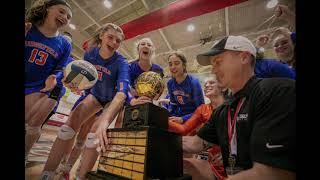 All-Region Volleyball: Delaney Nicoll, Ridgefield