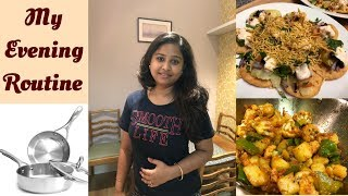 Indian Evening To Night Routine | Evening Snacks | Indian Dinner Preperation