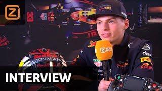 INTERVIEW   Max Verstappen focus op nieuw seizoen   16/03/2018