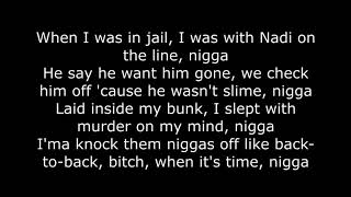 Youngboy Never Broke Again- In Control Lyrics