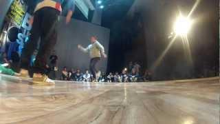 Bust a Move 2012 1x1 Миша-Мегион Vs ALI