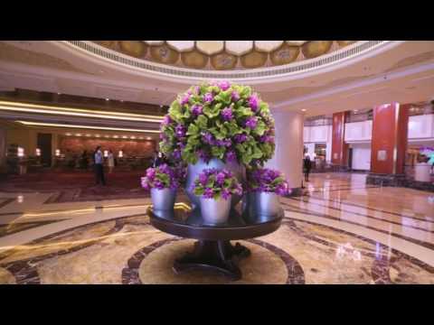 Lobby  China World Hotel  Beijing Five Star Hotel