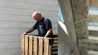 How To Build A Free Compost Bin
