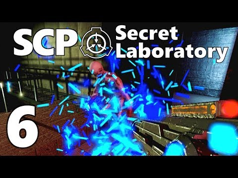 [6] Shyguy Versus MicroHID!!! (SCP Secret Laboratory Gameplay)