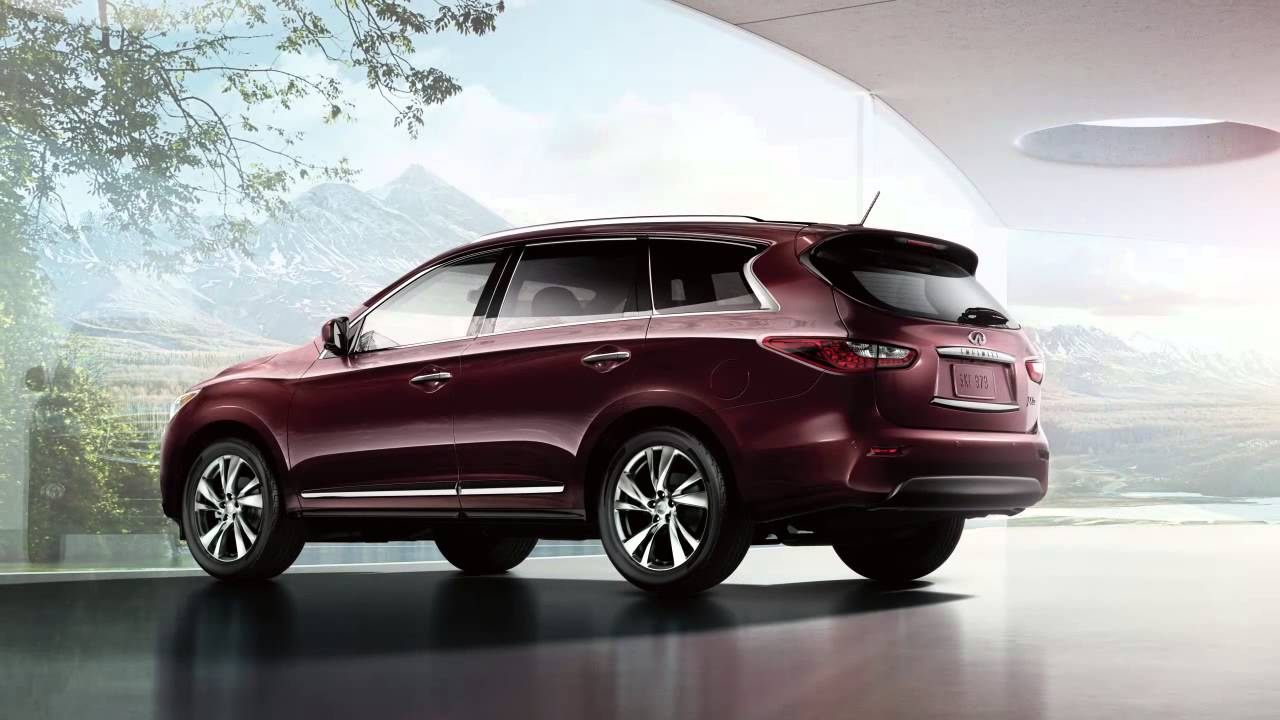 2015 Infiniti QX60 HEV - Starting / Stopping the Hybrid ...