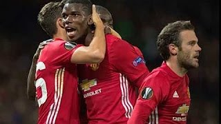MANCHESTER UNITED Vs FENERBAHCE 4:1  Goals And Full HD Highlights, 20 10 2016