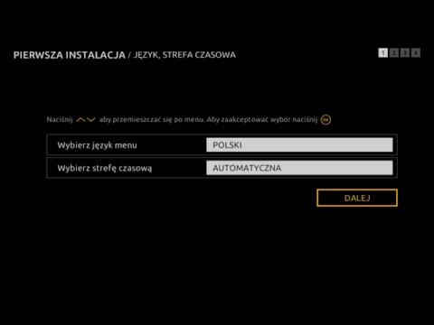 Hot 6/8/9 cyfrowy bird w niemczech polsat satelita Cyfrowy Polsat