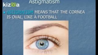 What is Eye Astigmatism Disease