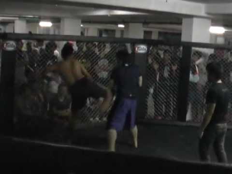 รายการ War in the Cage 3 ดุ่ย