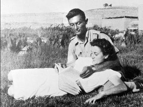 אשת חיל - רות דיין - Ruth Dayan