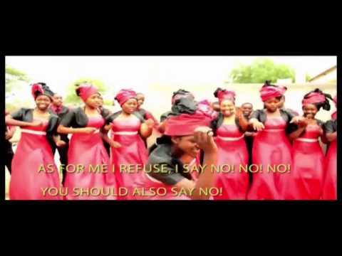 Ndinoramba- Makumbe high sch choir