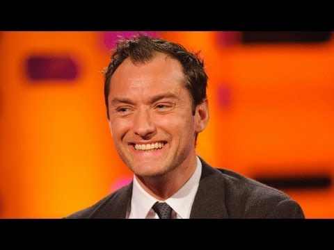 Jude Law & Mila Kunis voted sexiest man & woman alive  The Graham Norton   BBC One