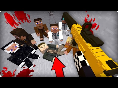 Нашел выживших людей [ЧАСТЬ 76] Зомби апокалипсис в майнкрафт! - (Minecraft - Сериал)