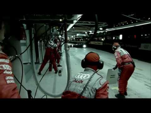 Audi R10 TDI Le Mans Video 2
