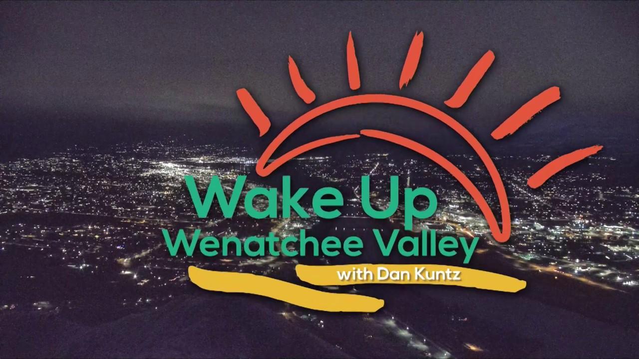 Wake Up Wenatchee Valley, December 12th 2019.