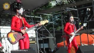 真夏の野外ライブイベント、PENTASONIC 2013! 9月1日、千葉中央公園で開...