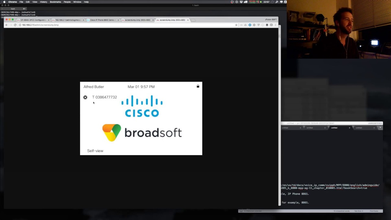 How To: Connect Cisco MPP to BroadWorks DMS