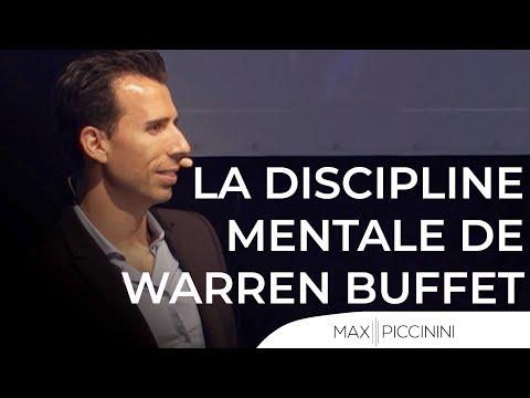La discipline mentale de Warren Buffet, le plus grand investisseur de tous les temps