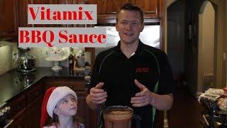 Making a BBQ Sauce in the Vitamix Blender (Recipe)