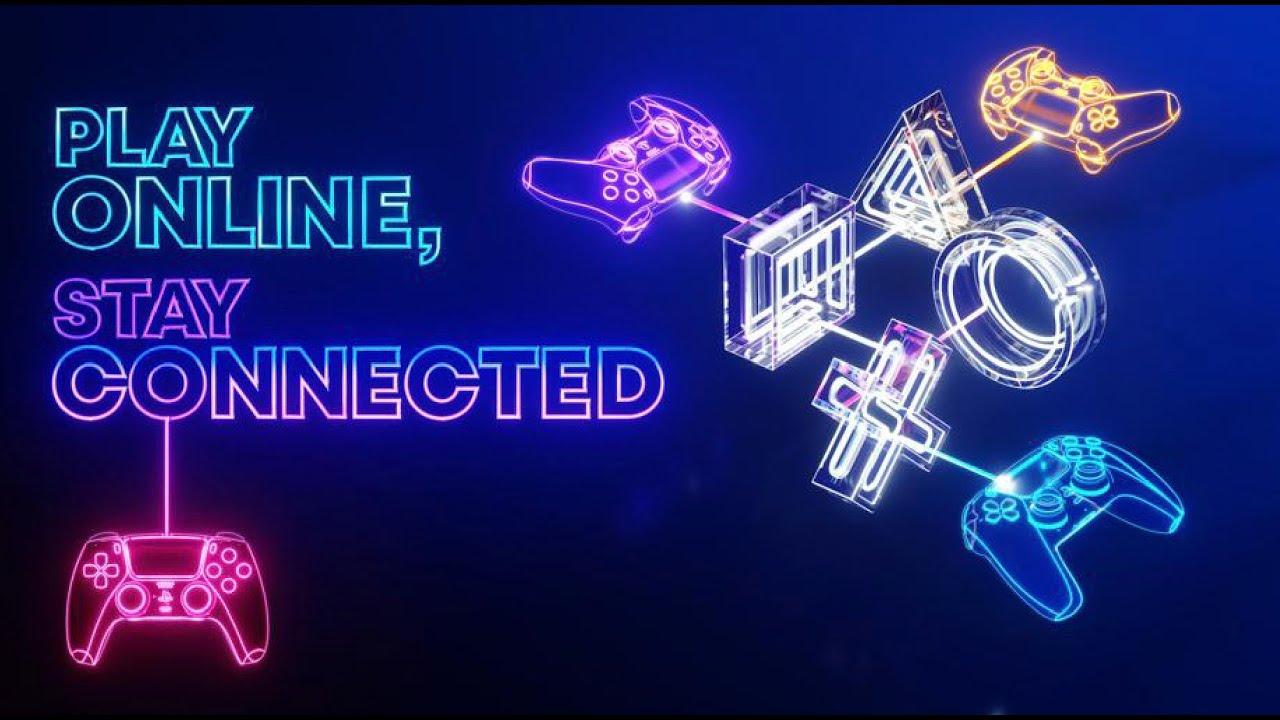 加入「Play Online, Stay Connected」行列