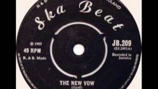 Doreen Shaffer Jackie Opel & Skatalites - The Vow-Ska Beat