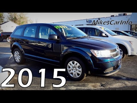 2015 dodge journey se american value package youtube. Black Bedroom Furniture Sets. Home Design Ideas