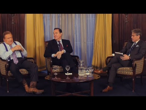 Eric Metaxas Interviews Cal Thomas and Bob Beckel