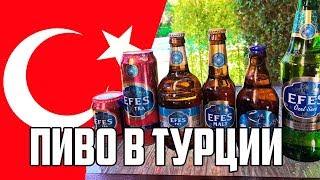 Что пить в Турции? Обзор пива EFES