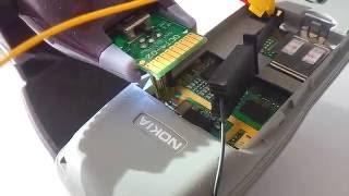Nokia 1100 RH 18 Flashen mit ATF Gold Box