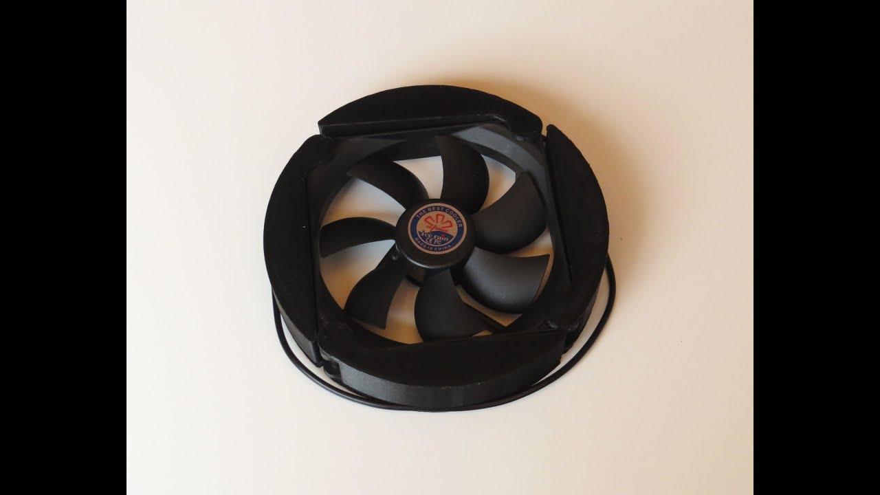 how to stop laptop fan