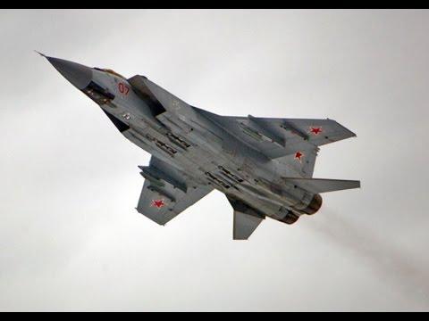 Российский #МиГ 31