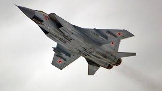 Российский #МиГ 31 испугал норвежского пилота неожиданным маневром