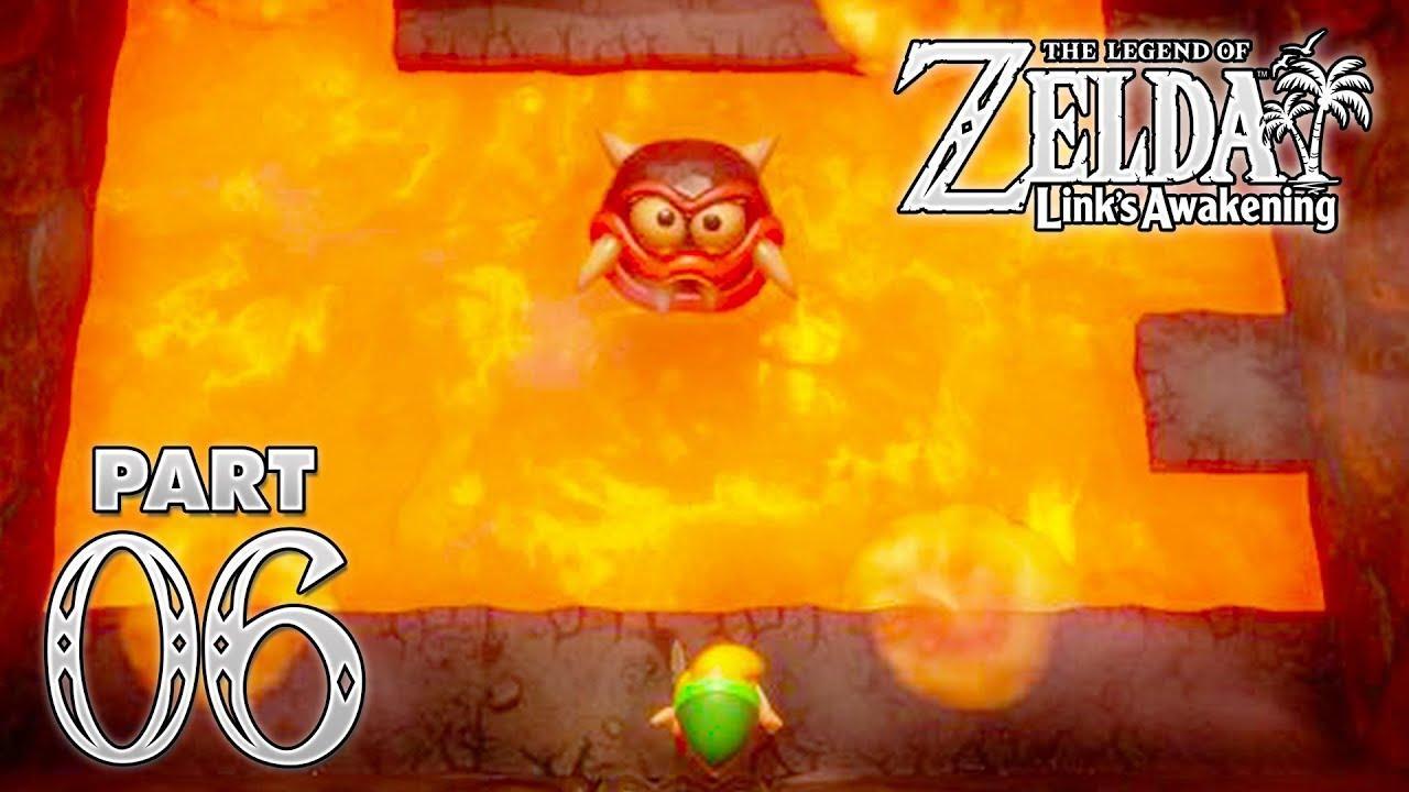 Zelda Link S Awakening Switch Turtle Rock Part 6