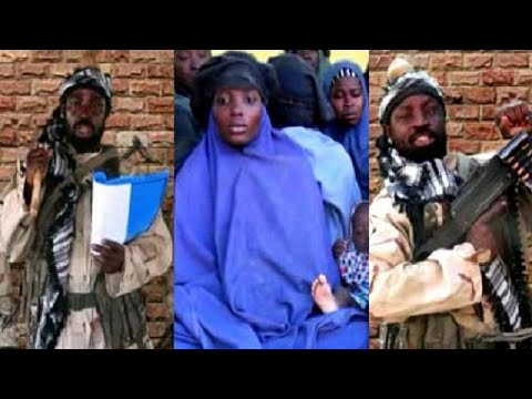 New video shows Chibok girls 'happy' to be with Boko Haram thumbnail